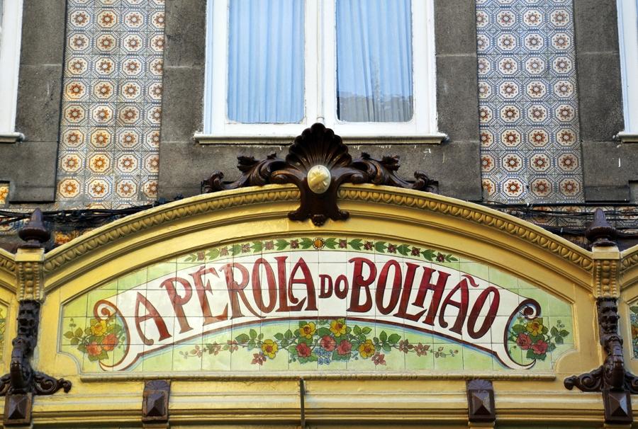 Fachada Pérola do Bolhão