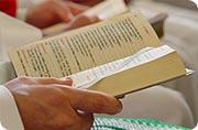 Uso da Bíblia na formação de catequistas