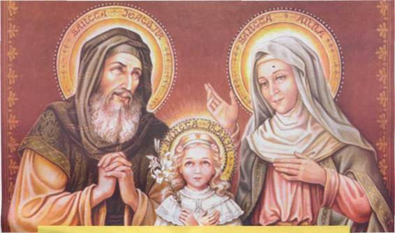 São Joaquim e Santa Ana