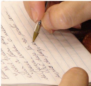 Carta de amor à noiva é prova do martírio de um jovem espanhol