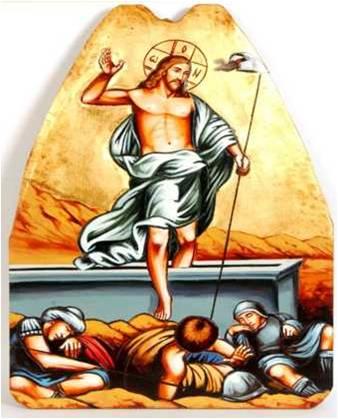 A Páscoa é o início da Nova Criação